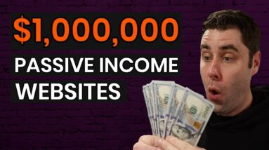 7 Websites That Have Made A Million Dollars With Affiliate Marketing! (Passive Income)