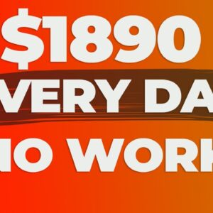 Earn $1,980/Day For FREE! | Done For You (Make Money Online)