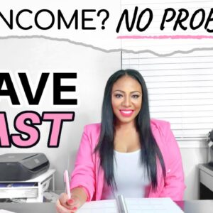 EASIEST Ways To Save Money In 2021 | How To Save Money FAST And EASY!