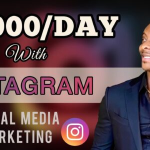 How To Earn $1,000 Day With Social Media Marketing