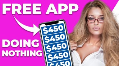 This FREE App Will Pay You $450 Again & Again On Autopilot! | PayPal Money (Make Money Online)